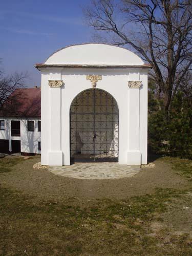 Kaple Hostěradice