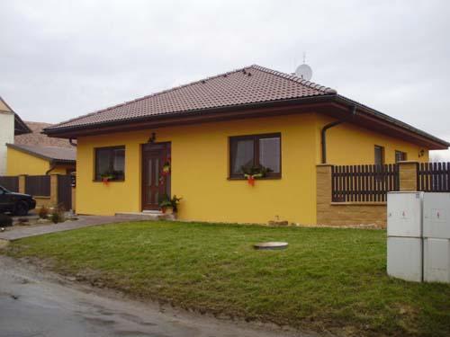Rodinný dům Chlupice