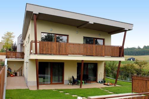 Rodinný dům Jinačovice