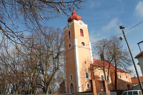 Rekonstrukce střechy a fasády kostel Heraltice